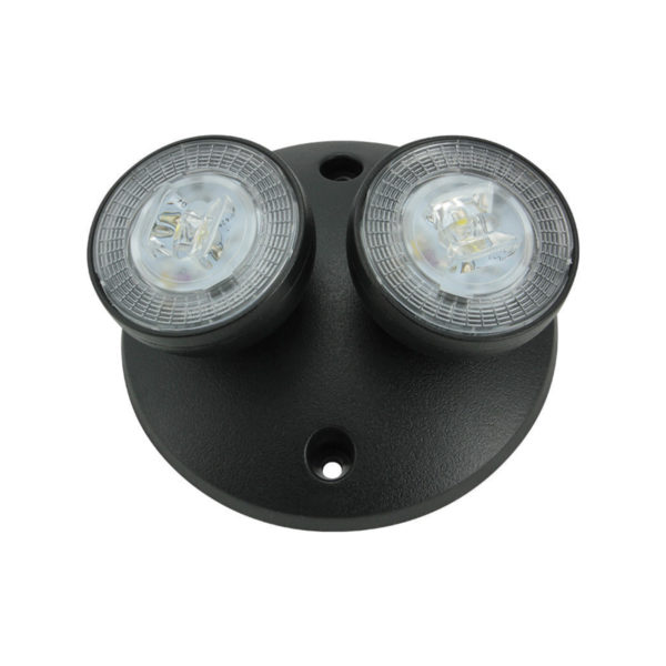 compact remote lamp double